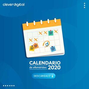 Calendario de Efemerides Chile 2020